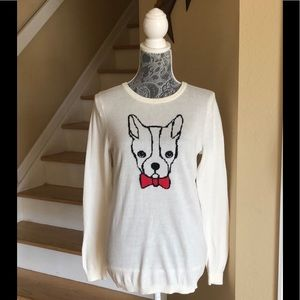 NWT Old Navy Dog In A Bow Tie Sweater